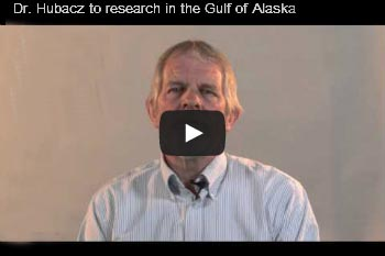 Franklin Pierce University Professor to Collect Fisheries & Oceanography Data in the Gulf of Alaska