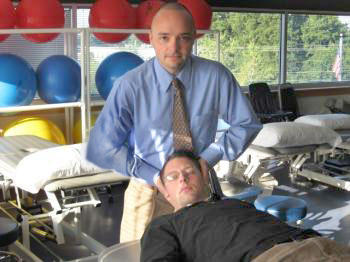 Physical Therapy Professor at Franklin Pierce University Receives Awards