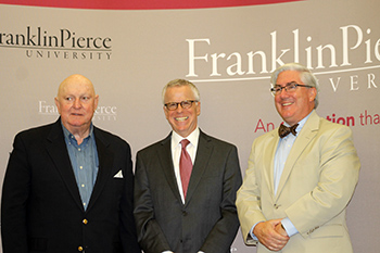 10th Anniversary of Marlin Fitzwater Center for Communication Celebrated at Franklin Pierce University