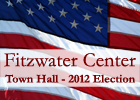 Franklin Pierce University's Fitzwater Center hosts candidate Jon Huntsman