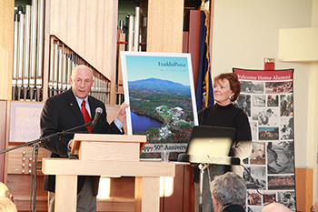 Founder's Day Celebrated at Franklin Pierce University