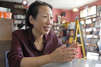 Author Gish Jen to Speak at Franklin Pierce University