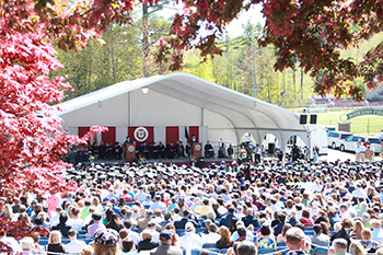 2013 Commencement Honorary Degree Recipients Announced