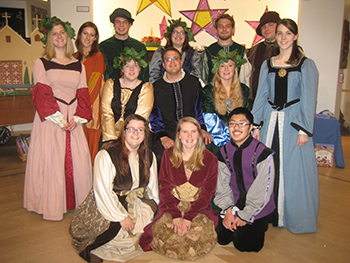 Franklin Pierce University's Early Music Group, Lachrimae, Performs Spring Concerts