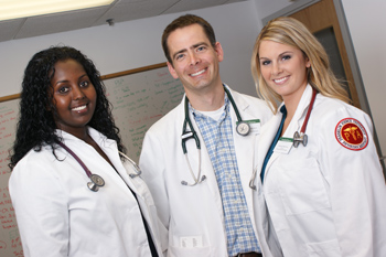 Inaugural Physician Assistant Class Achieves 100% First-time Pass Rate on National Certification Exam