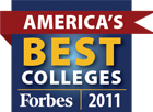 Franklin Pierce among five NH colleges to make Forbes' list of top institutions