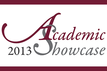 2013 Academic Showcase at Franklin Pierce University