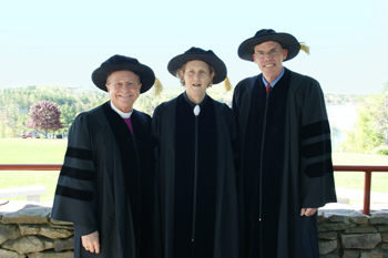 Commencement Honorary Degree Recipients